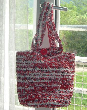 выкройка летних сумок, Схема