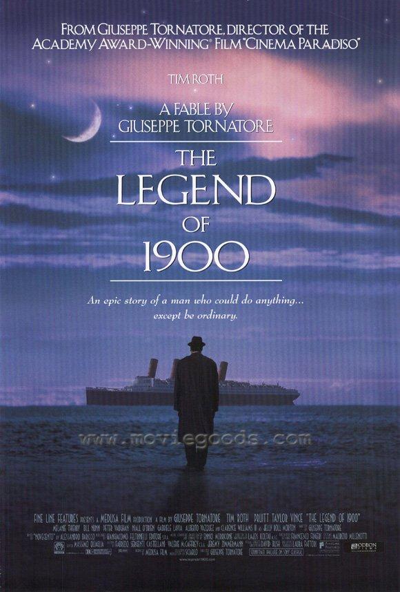 Легенда О Пианисте /  смотреть онлайн