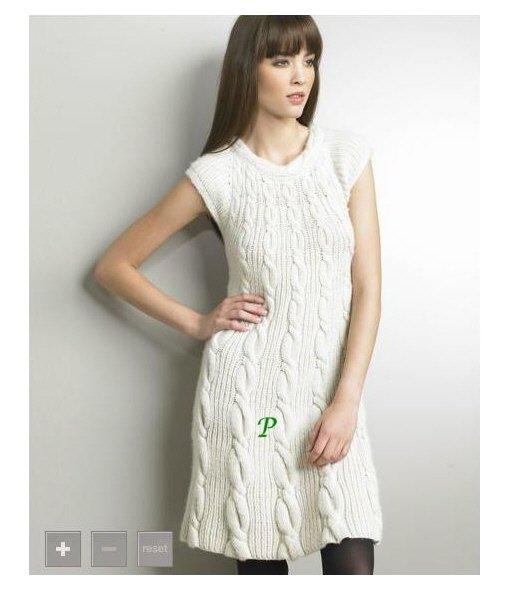 Вязание крючком женские модели платья