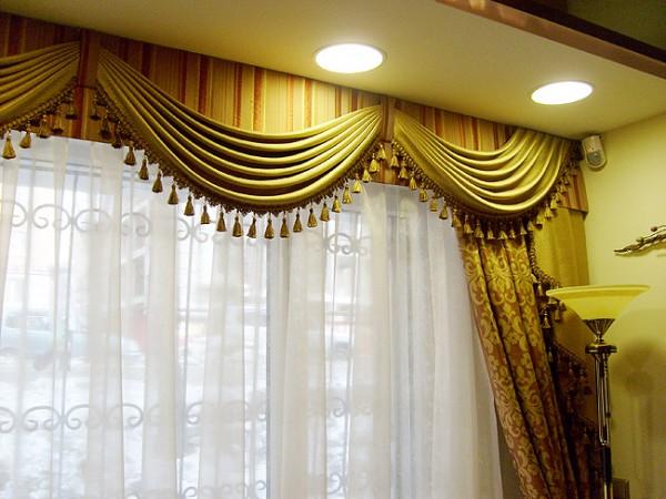 Скачать бесплатные выкройки штор и ламбрекенов