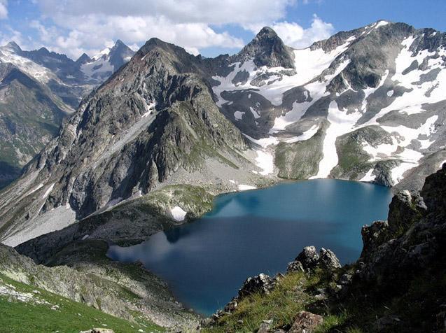 Горное озеро. Post-1288900157