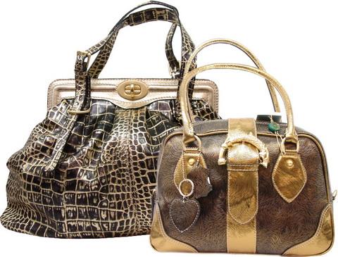 Красивую дамскую сумку, пожалуйста.  Трепетную лань, пожалуйста.