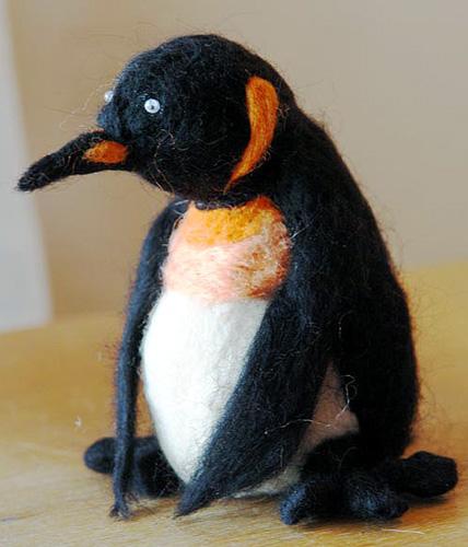 Набор для бисероплетения Пингвин - Обложка товара.  Отложить Товар участвует в акции.  МАГ. Наличие: На складе.