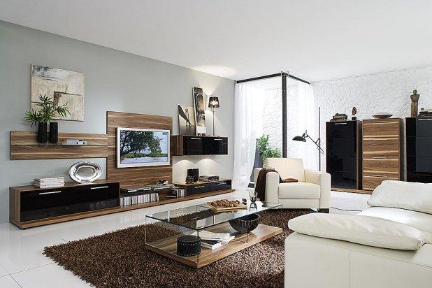Шпонированная Мебель Для Гостиной Москва