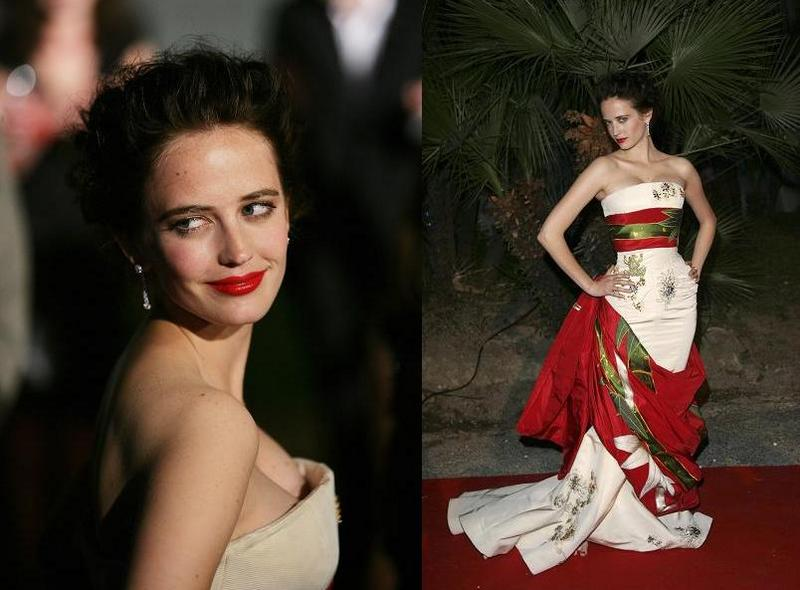 Watch Eva Green Flaunt Her Fit Bod Playboy