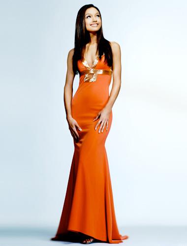 вечерние платья 2011 года фото - фотография 16.