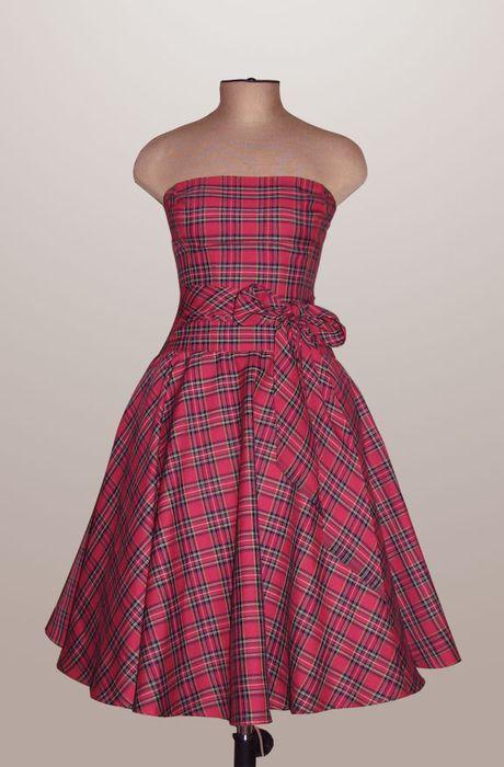 В платьях такого стиля можно почерпнуть идеи для