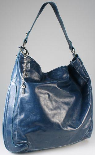 ...синий Материал верха: натуральная кожа Вес: 580 гр Размер: 37х8х37 см.