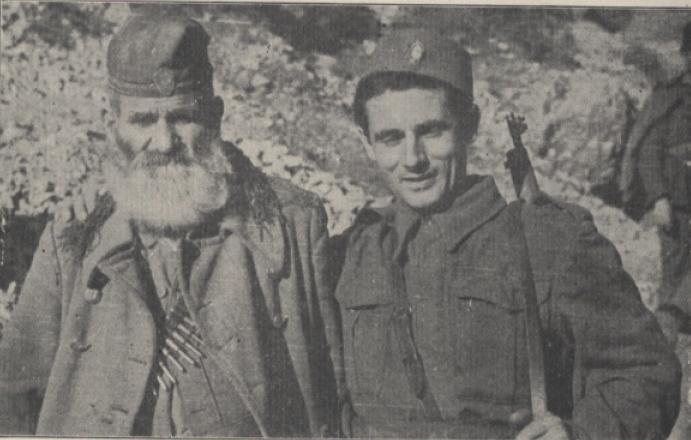Гражданская война в греции 1944—1949