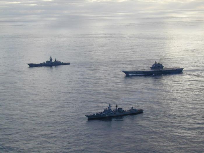 приезду нас корабли петр великий и адмирал кузнецов фото объяснения