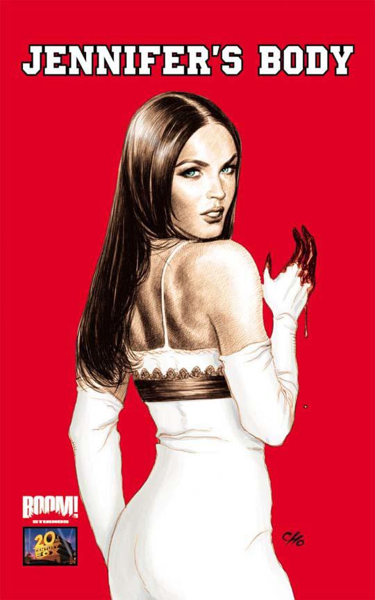 Тело Дженнифер / Jennifer's Body (2009)
