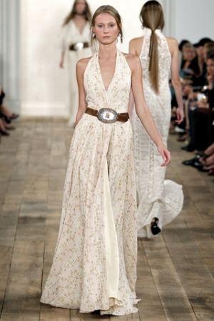 Макси сарафан, макси платье. ralph_lauren.