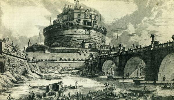 Картинки по запросу Замок Святого Ангела