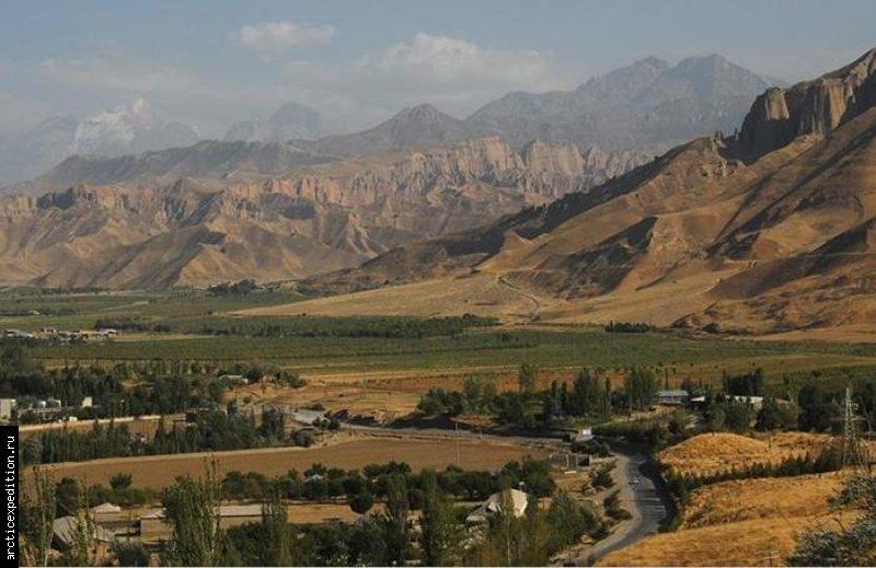 фото гиссар таджикистан горы нашем
