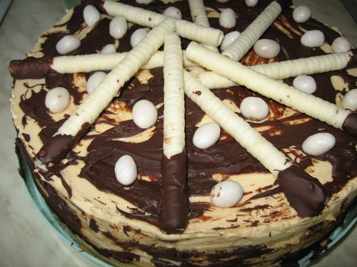Торт со сгущенкой_145
