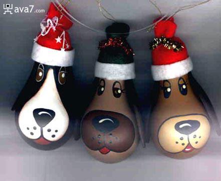 Игрушки из лампочек на новый год своими руками фото