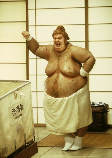 Fat bastard dating